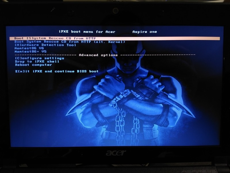 iPXE Network Boot :: wiki mbirth de